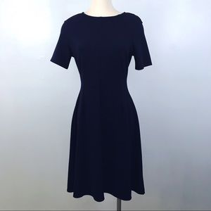 Dorothy Perkins Dark Blue / Purple Dress 12